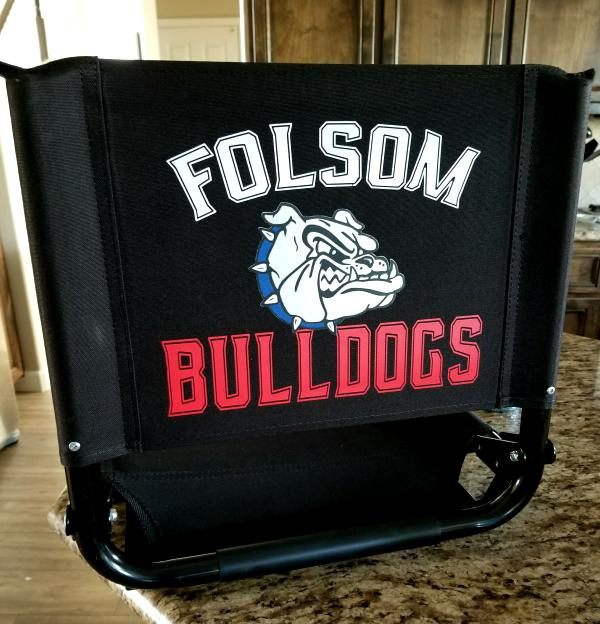 personalized stadium seats