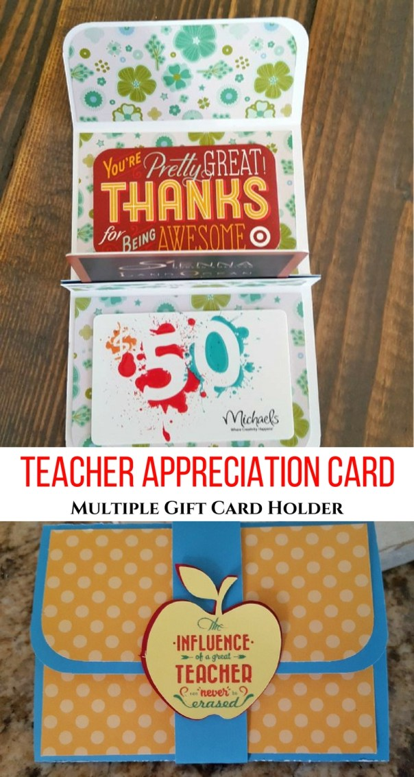 small gifts for teachers DIY