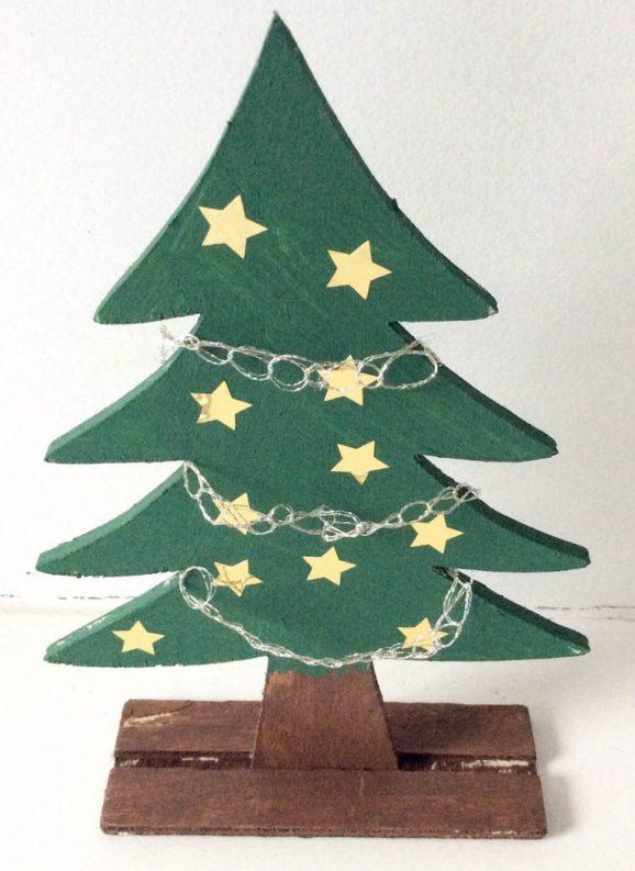 diy christmas tree decoration tutorial by underground crafter x