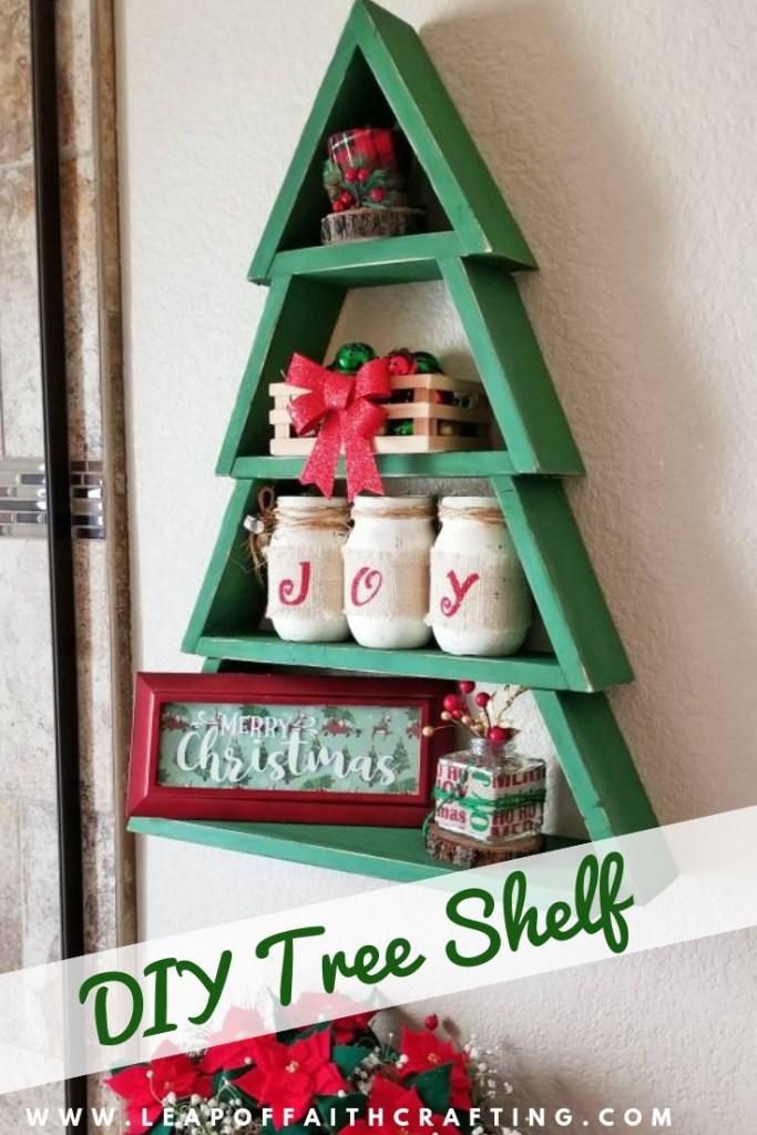christmas tree shelf pin