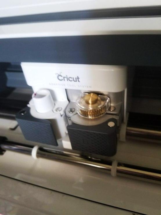 cutting felt with cricut