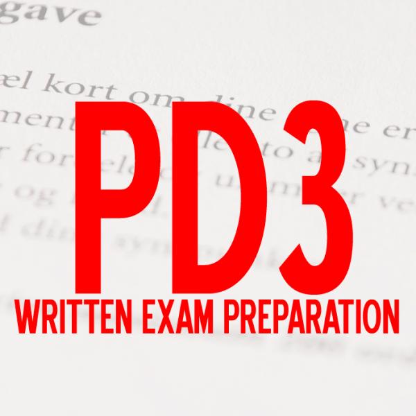 Prøve i Dansk 3 - Written Exam Preparation