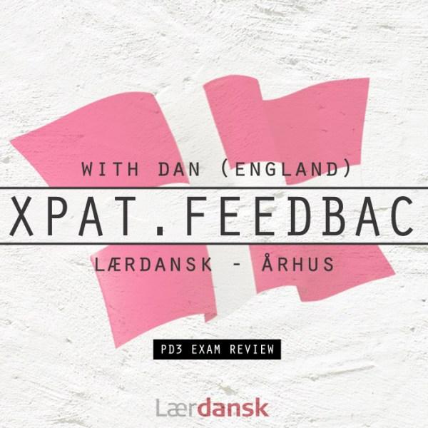 Learn Danish Feedback Dan England