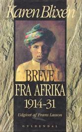 Breve fra Afrika Karen Blixen
