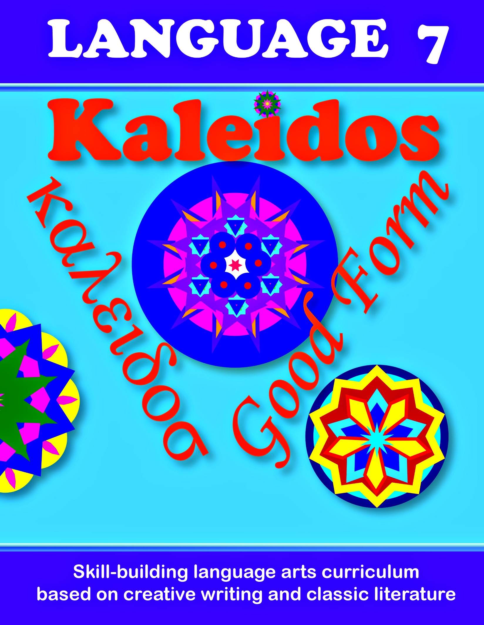 Kaleidos Language Arts