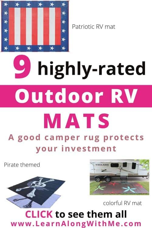 9 quality outdoor mats for campers and