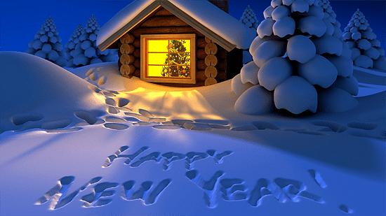 Как составить поздравление с Новым годом на английском языке