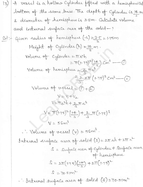 RD-Sharma-Class-10-Solutions-Surface-areas-and-Volumes-Ex16.2-Q13