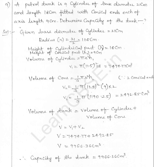 RD-Sharma-Class-10-Solutions-Surface-areas-and-Volumes-Ex16.2-Q9