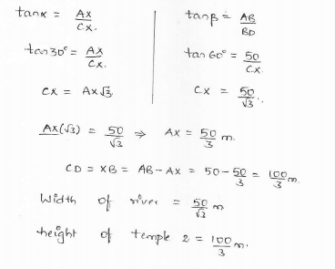 RD-Sharma-class 10-maths-Solutions-chapter 12 -Applications of Trigonometry -Exercise 12.1 -Question-43_1