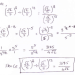 RD Sharma class 9 maths Solutions chapter 2 Exponents of Real Numbers Question 2 (v)