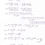 RD Sharma class 9 maths Solutions chapter 3 Rationalisation Exercise 3.2 Question 5 (iii)_1