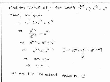 RD Sharma Class 8 Solutions Chapter 2 Powers Ex 2.2 Q 14