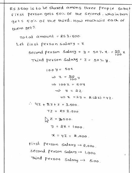 RD Sharma class 8 Solutions Chapter 1 2Percentage Ex 12.2 Q 26