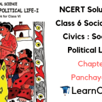 NCERT Solutions for Class 6 Social Science Civics Chapter 5 Panchayati raj