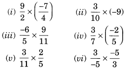 NCERT Solutions for Class 7 Maths Chapter 9 Rational Numbers Ex 9.2 7