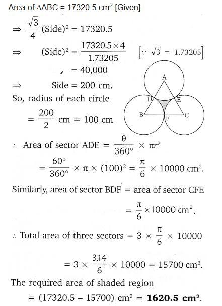 Ch 12 Maths Class 10 NCERT Solutions Ex 12.3 PDF Q10