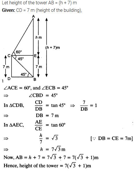 Chapter 9 Maths Class 10 NCERT Solutions Ex 9.1 pdf Q12