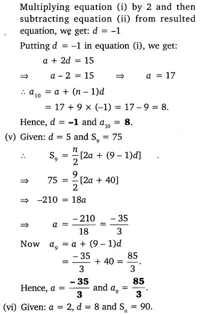 Ex 5.3 Class 10 Maths NCERT Solutions Arithmetic Progression Q3.2