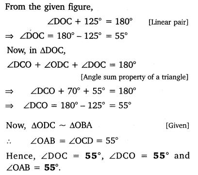 Ex 6.3 Class 10 Maths NCERT Solutions PDF Q2