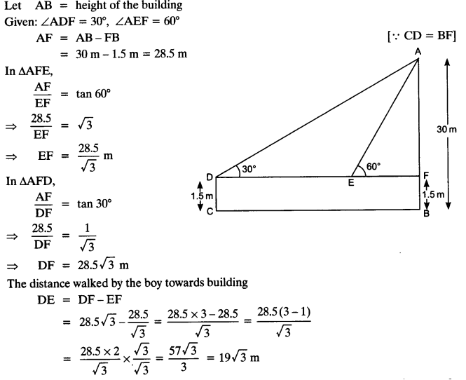 Exercise 9.1 Class 10 Maths NCERT Solutions pdf Q6