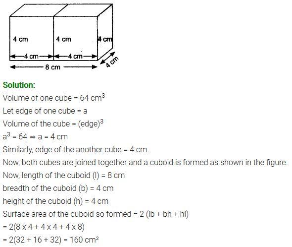 NCERT Solutions for Class 10 Maths Chapter 13 Pdf Q1