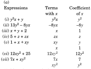NCERT Solutions for Class 7 Maths Chapter 12 Algebraic Expressions 5