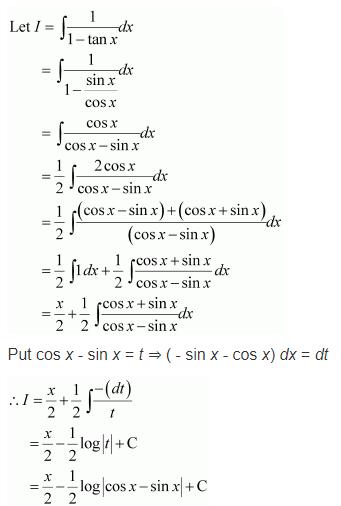 NCERT Maths Class 12 Solutions Chapter 7 Ex 7.2 Q 33