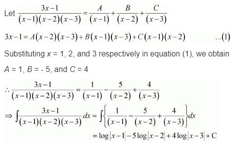 NCERT Solutions Maths Class 12 Ex 7.5 Q 3
