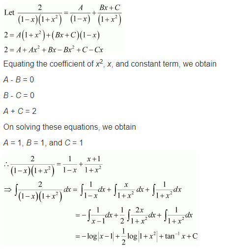 NCERT Solutions for Class 12 Maths Chapter 7 Miscellaneous Exercise Q 13