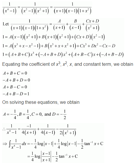 NCERT Solutions for Class 12 Maths Chapter 7 Integers Ex 7 5