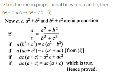 ML Aggarwal Class 10 Solutions for ICSE Maths Chapter 7 Ratio and Proportion Ex 7.2
