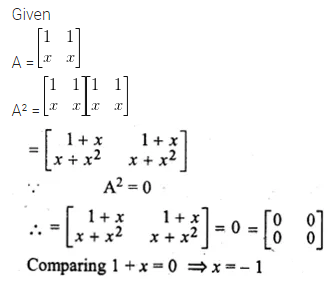 ML Aggarwal Class 10 Solutions for ICSE Maths Chapter 8 Matrices Ex 8.3