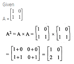 ML Aggarwal Class 10 Solutions for ICSE Maths Chapter 8 Matrices MCQS