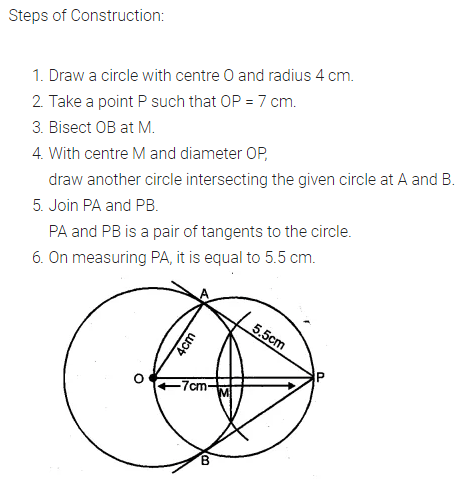 ML Aggarwal Class 10 Solutions for ICSE Maths Chapter 16 Constructions Ex 16.1
