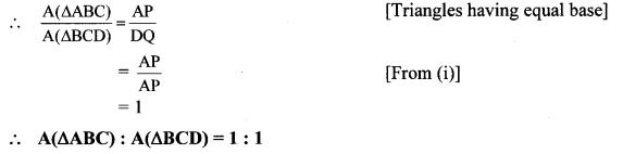 Maharashtra Board Class 10 Maths Solutions Chapter 1 Similarity Practice Set 1.1 7