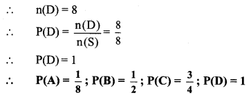 Maharashtra Board Class 10 Maths Solutions Chapter 5 Probability Problem Set 5 20