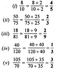 Selina Concise Mathematics Class 6 ICSE Solutions Chapter 14 Fractions Ex 14B 9
