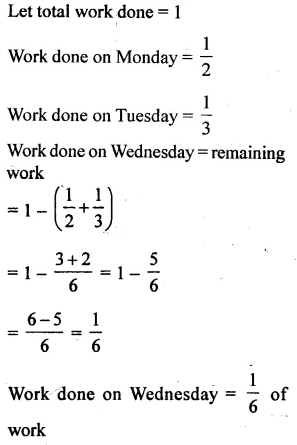 Selina Concise Mathematics Class 6 ICSE Solutions Chapter 14 Fractions Ex 14E 48