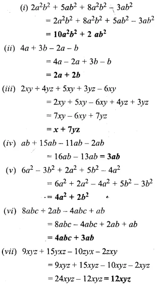 Selina Concise Mathematics Class 6 ICSE Solutions Chapter 19 Fundamental Operations Ex 19A 8