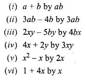 Selina Concise Mathematics Class 6 ICSE Solutions Chapter 19 Fundamental Operations Ex 19C Q4