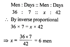 Selina Concise Mathematics Class 8 ICSE Solutions Chapter 10 Direct and Inverse Variations Ex 10B 14