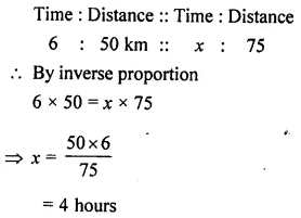 Selina Concise Mathematics Class 8 ICSE Solutions Chapter 10 Direct and Inverse Variations Ex 10B 19
