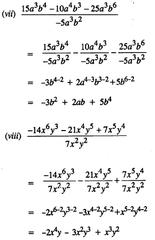 Selina Concise Mathematics Class 8 ICSE Solutions Chapter 11 Algebraic Expressions (Including Operations on Algebraic Expressions) Ex 11D 46