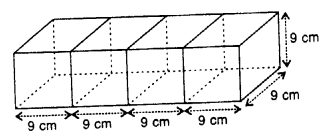 Selina Concise Mathematics Class 8 ICSE Solutions Chapter 21 Surface Area, Volume and Capacity (Cuboid, Cube and Cylinder) Ex 21A Q12