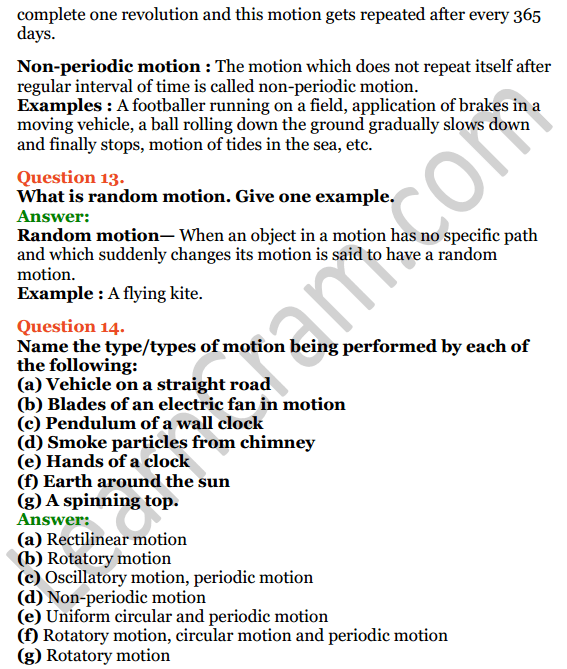 Selina Concise Physics Class 7 ICSE Solutions Chapter 2 Motion 10