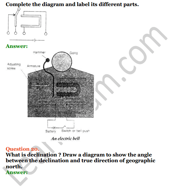 Selina Concise Physics Class 7 ICSE Solutions Chapter 7 Electricity and Magnetism 15