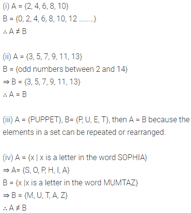 ML Aggarwal Class 6 Solutions for ICSE Maths Chapter 5 Sets Ex 5.2 4