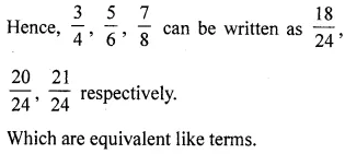 ML Aggarwal Class 6 Solutions for ICSE Maths Chapter 6 Fractions Ex 6.3 30