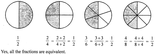 ML Aggarwal Class 6 Solutions for ICSE Maths Chapter 6 Fractions Ex 6.3 8